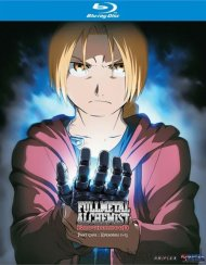 Fullmetal Alchemist: Brotherhood - Part 1 Blu-ray