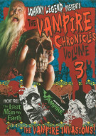 Vampire Chronicles: Vol. 3 - The Last Man On Earth / Atom Age Vampire Movie