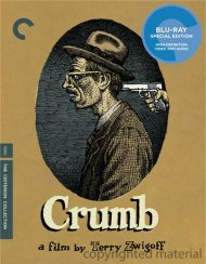 Crumb: The Criterion Collection Blu-ray
