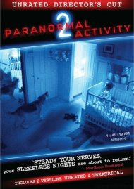 Paranormal Activity 2: Unrated Directors Cut Movie