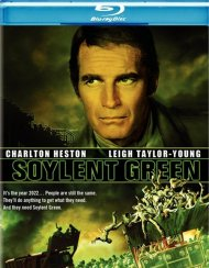 Soylent Green Blu-ray