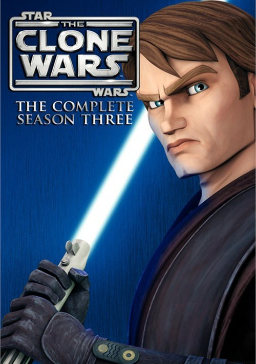 Star Wars: The Clone Wars - The Complete Season Three Movie
