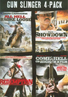 Gun Slinger 4-Pack Movie