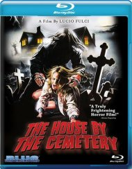 House By The Cemetery, The Blu-ray