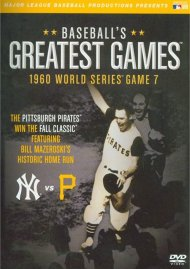 Baseballs Greatest Games: 1960 World Series Game 7 Movie
