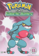 Pokemon: Diamond & Pearl Galactic Battles - Vol. 8 Movie