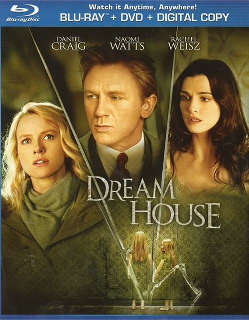 Dream House (Blu-ray + DVD + Digital Copy + UltraViolet) Blu-ray