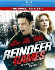 Reindeer Games: Directors Cut Blu-ray