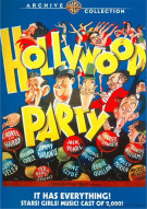 Hollywood Party Movie