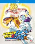Dragon Ball Z Kai: Season Two Blu-ray