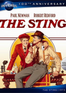 Sting, The (DVD + Digital Copy Combo) Movie