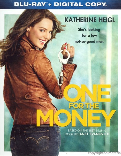 One For The Money (Blu-ray + Digital Copy) Blu-ray