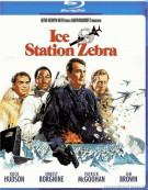 Ice Station Zebra Blu-ray