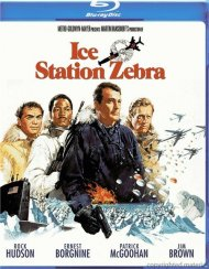 Ice Station Zebra Blu-ray