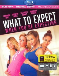 What To Expect When Youre Expecting (Blu-ray + Digital Copy + UltraViolet) Blu-ray