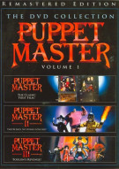 Puppet Master: 3 Movie Collection Movie