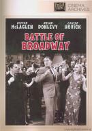 Battle Of Broadway Movie