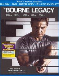 Bourne Legacy, The (Blu-ray + DVD + Digital Copy + UltraViolet) Blu-ray