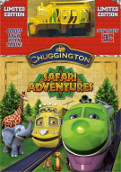 Chuggington: Safari Adventures (With Toy Train) Movie