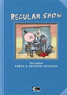Regular Show: The Complete First & Second Seasons Movie