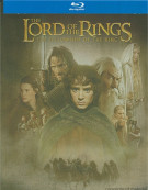 Lord Of The Rings, The: The Fellowship Of The Ring (Steelbook) Blu-ray