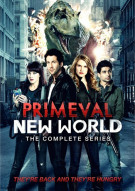 Primeval: New World - The Complete Series Movie