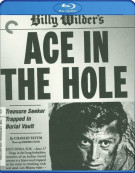 Ace In The Hole: The Criterion Collection (Blu-ray + DVD Combo) Blu-ray