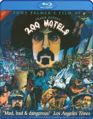 Frank Zappa: 200 Motels Blu-ray