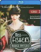 Miss Fishers Murder Mysteries: Series 2 Blu-ray