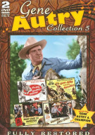 Gene Autry: Movie Collection 5 Movie