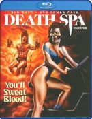 Death Spa Blu-ray
