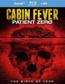 Cabin Fever: Patient Zero (Blu-ray + DVD Combo) Blu-ray