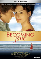 Becoming Jane (DVD + UltraViolet) Movie