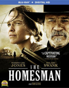 Homesman, The (Blu-ray + UltraViolet) Blu-ray