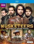 Musketeers, The: Season Two Blu-ray
