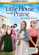 Little House On The Prairie: Season 5 - Collectors Editon (DVD + UltraViolet) Movie