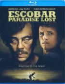 Escobar: Paradise Lost Blu-ray
