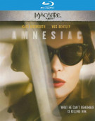 Amnesiac Blu-ray