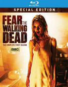 Fear The Walking Dead: The Complete First Season - Special Edition (Blu-ray + UltraViolet) Blu-ray