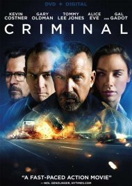 Criminal (DVD + UltraViolet) Movie
