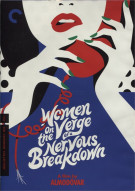Women on the Verge of a Nervous Breakdown: The Criterion Collection Movie