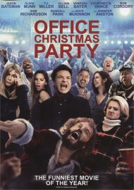 Office Christmas Party (Theatrical Version) Movie