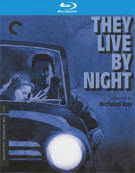 They Live By Night: The Criterion Collection Blu-ray