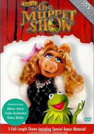 Best Of The Muppet Show: Elton John Movie