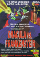 Dracula vs. Frankenstein: Deluxe Collectors Edition Movie