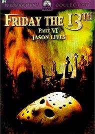 Friday The 13th: Part VI - Jason Lives Movie