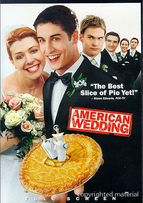 American Wedding (Fullscreen)  Movie