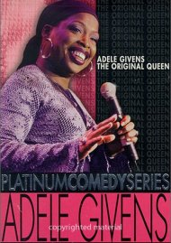 Platinum Comedy Series: Adele Givens - The Original Queen Movie