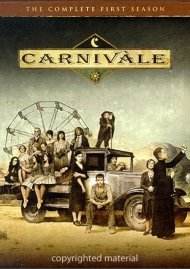Carnivale: The Complete First Season Movie