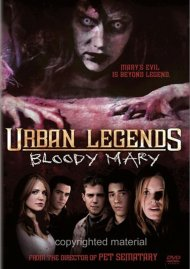Urban Legends: Bloody Mary Movie